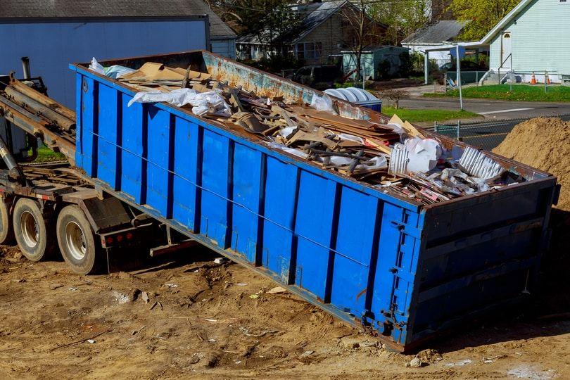 How Do Dumpster Rentals Work?