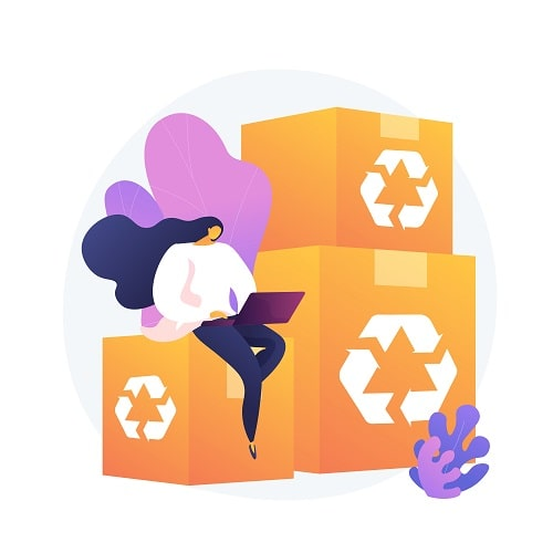 conduct a waste assessment